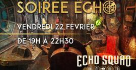 Soirée Echo - Gear Prod