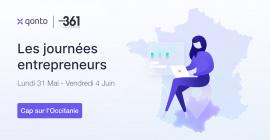 Les journées Entrepreneurs Ionis361xQonto