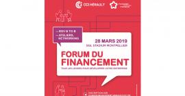 Le Forum du Financement est une occasion unique, pour les chefs d'entreprises, d'avoir un panorama complet des aides publiques et de l'offre privée pour financer leur développement.