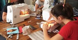 Réduire le gaspillage vestimentaire ... le challenge de Troc&Mode kids !