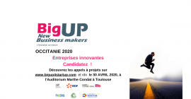 Entreprises innovantes, lancez-vous dans l'aventure BigUp !