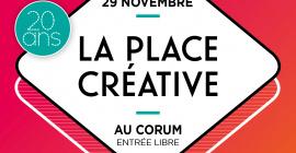 Place Créative, le RDV des créateurs et dirigeants d'entreprise