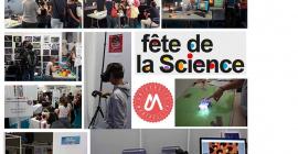 Fête de la Sciences 2018 à Montpellier @TB – Service Culture Scientifique