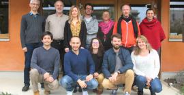 Photo de l'équipe d'Izuba @dr