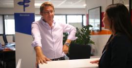 Lionel Vargel, président et cofondateur de Compufirst ©DR