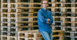 Pierre-Édouard Robert, fondateur et dirigeant de Magic Pallet t@camille_marie_vavoirigher
