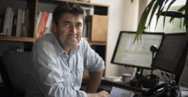 Nicolas Bricas, chercheur au Cirad, directeur de la Chaire Unesco Alimentations du monde à Montpellier