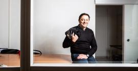 Pierre Foulon, directeur général de Genious Healthcare @David Richard