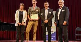 Les lauréats montpelliérains de la Fondation pour la Recherche Médicale © Laura Soulages