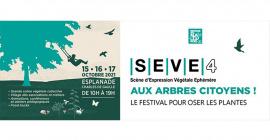 4e édition du Festival SEVE : du 15 au 17 octobre 2021
