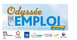 L'Odyssée de l'emploi organisé le 29 septembre 2021