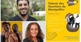 Concours Talents des Quartiers édition 2020