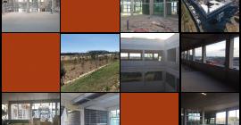 La Halle de l'Innovation au sein du nouveau quartier numérique Cambacérès