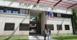Situé à Clapiers, Cap Alpha accueille les sociétés de tous secteurs.
