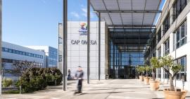L'incubateur Cap Omega est situé au coeur du pôle tertiaire de la Métropole de Montpellier. ©David Crespin