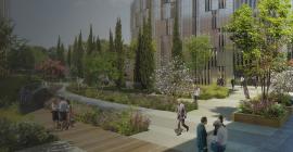 @7 CENTER : le grand projet d'entrée de ville de Montpellier @7Center