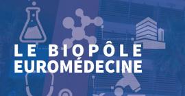 Plaquette Le Biopôle Euromédecine